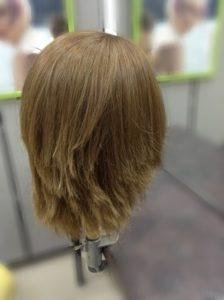 покрасить систему волос